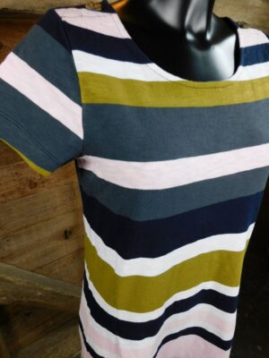Foil Clothing: stripe cotton dress  Homepage DSCN6262 300x400