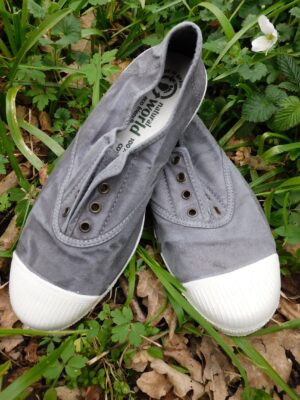 Natural World: grey organic cotton pump  Homepage DSCN7509 300x400