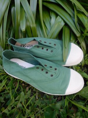 Natural World: green organic cotton pump  Homepage DSCN7538 300x400