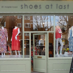 81 maple road shoes at last surbiton Kt6 4aw  About shop 1 300x300