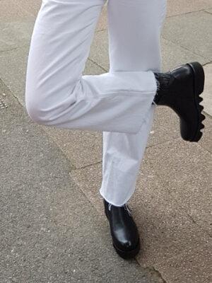patrizia bonfanti: black soft leather thick sole ankle boot homepage Homepage patrizia Bonfanti 1 1 300x400